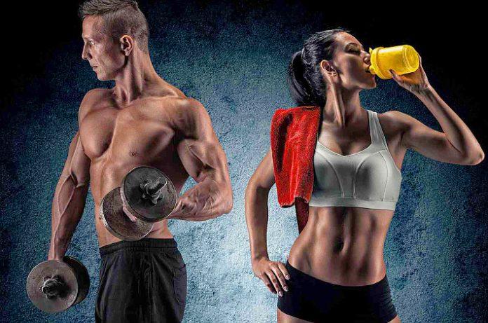 Conseguir un cuerpo como modelo de fitness