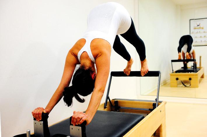 Pilates te lleva a tus límites