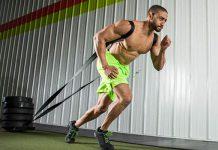 Entrenamiento cardiovascular: banda de resistencia