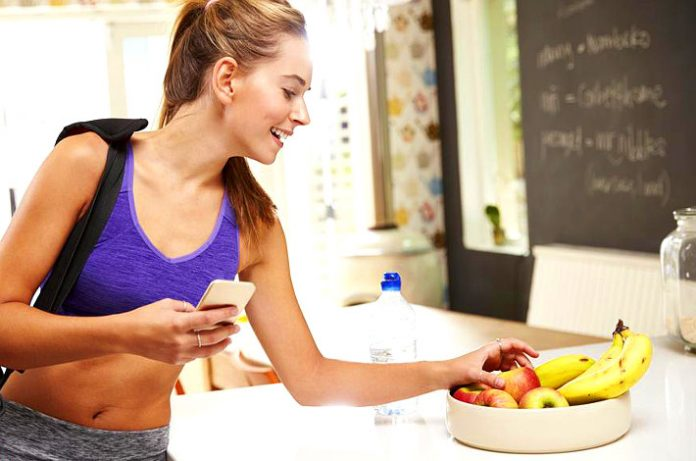 Alimentos correctos antes de tus entrenamientos
