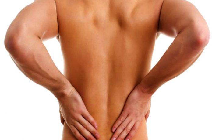 Determina si estás descuidando la espalda