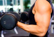 Una buena bomba en los músculos